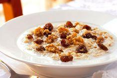 Сытный и полезный завтрак