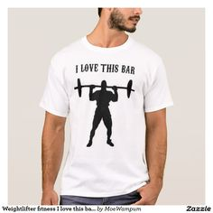 Weightlifter fitness I love this bar xmas funny  xmas funny Christmas humor shirt tshirt funny t-shirt humorous hilarious tshirt xmas tshirt hanukkah tshirt gift gift for him weighlifter weights bodybuilder gym fitness fitfam