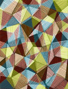Patterns, fabric, art, paper and things I like: Hand drawn and Digital