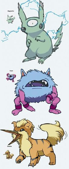 Pokefusions