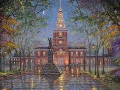 Independence Hall ~ Robert Finale