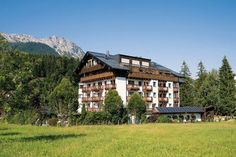 Ideally located in the prime touristic area of Leogang, Hotel Der Loewe promises a relaxing and wonderful visit. Both business travelers and tourists can enjoy the hotel's facilities and services. Free Wi-Fi in all rooms, car power charging station, Hotels, Loewe, Austria, Europe, Cabin, Mansions, House Styles, Travel, Home Decor