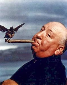 Thierry et ses cigares: Alfred Hitchcock