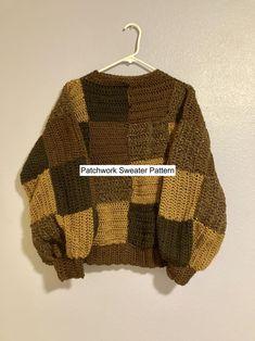 Cute Crochet, Crochet Crafts, Knit Crochet, Crochet Sweaters, Crochet Jumper, Crotchet, Crochet Tops, Crochet Projects, Pretty Outfits