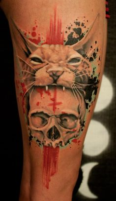 Tatuagem por Jacob Pedersen. Body Art Attack Curta: https://www.facebook.com/BodyArtAttack Acesse: http://bodyartattack.com/