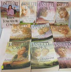 Author Janette Oke Ten Book Set Bundle Collection - See T... https://www.amazon.com/dp/B01N8V7RR7/ref=cm_sw_r_pi_dp_x_lmhkybHVEADPY