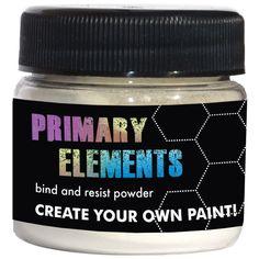 Splash Of Color Primary Elements Bind & Resist Powder