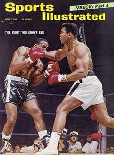 The Sports Illustrated Muhammad Ali Legacy Award celebrates individuals whose dedication to the ideals of sportsmanship has spanned decades and whose career in athletics has directly or indirectly impacted the world. Sports Magazine, Si Cover, Boxing Posters, Heavyweight Boxing, Sports Illustrated Covers, Sport Icon, Sports Memes, Ad Sports, African Americans