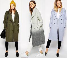 Il cappotto dell'inverno 2015: lo compri su Asos e risparmi con i codici sconto