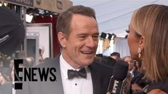 What Made Bryan Cranston Cry on SAG Awards Red Carpet?! | Live From the Red Carpet | E! News