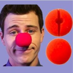 """>> Click to Buy << 2"""" (5cm) Red Sponge Clown Nose/Sponge Ball Magic Tricks Stage Street Bar Accessories Gimmick Props Comedy Magica #Affiliate"""