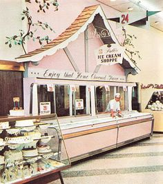 Coral Ridge Shopping Cente in Ft. Lauderdale, Florida, which opened in 1962