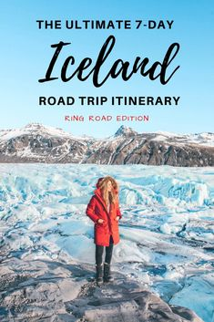 The Ultimate 7-Day Iceland Road Trip Itinerary In March | Ring Road Edition