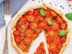 Découvrez la recette Tarte rustique aux tomates sur cuisineactuelle.fr.