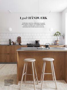 """The Green Kitchen"" For Alt Interiør, Denmark, Oct The green kitchen is made by "". Green Kitchen, New Kitchen, Kitchen Dining, Kitchen Decor, Awesome Kitchen, Ikea Kitchen Design, Open Plan Kitchen, Küchen Design, Beautiful Kitchens"