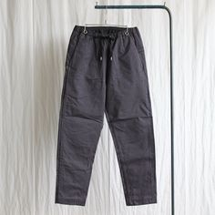 Wallet Pants [hotel] #charcoal