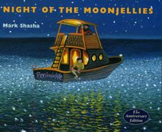 Kinder Days....: Night of the Moonjellies