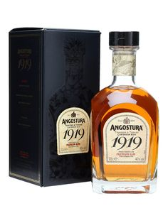Angostura 1919 Premium Rum (A smooth rum with flavours of chocolate, nougat and almond butter - ideal for sipping)