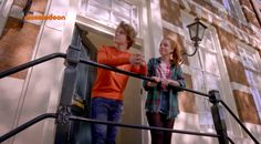 De Ludwigs || Benny en Yara Hunter Street, Nickelodeon, Fandoms, Teen