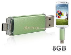 8GB OTG USB Flash Drive for Cell Phones & Tablet & PCs Mobile iphone galaxy moto