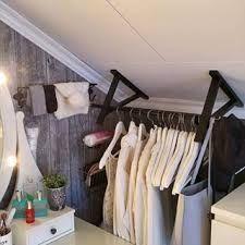garderobestang skråtak – Google Søk Wardrobe Rack, Closet, Inspiration, Furniture, Home Decor, Rome, Pictures, Biblical Inspiration, Armoire