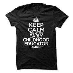 (Tshirt Discount Today) EARLY CHILDHOOD EDUCATOR [TShirt 2016] Hoodies, Funny Tee Shirts
