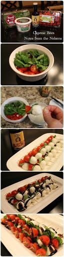 Notes from the Nelsens: 5 Easy and Delicious Appetizers!?