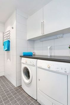 white-clean-laundry-room