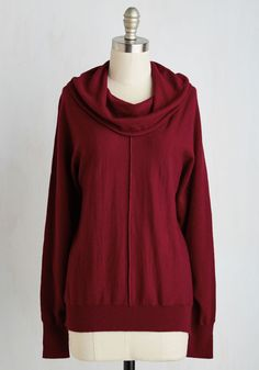 Wine Country Chic Sweater