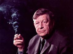 W.H Auden (1907-1973)  english poet of Funeral Blues (Stop all the Clocks)