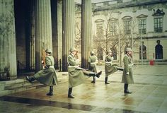 Honor Guard, East Germany, Military Photos, Cold War, Sexy Men, Army, Image, Twitter, History