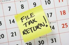 What to do if you're not ready to file taxes by the deadline.