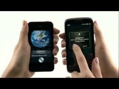 Motorola vs. Siri: Android Voice