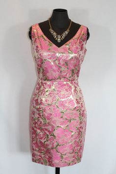awesome LILLY PULITZER PRINT DRESS NEW WITH TAGS
