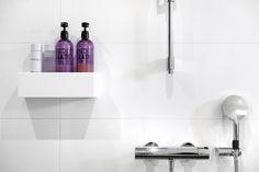 Asunto Hakala of shelves in shower Shower Shelves, Bathroom Toilets