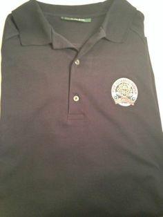 Bobby Jones Golf XL Mens Polo Shirt 2010 Whistling Strait PGA Championship Mint | eBay