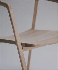 Axel Chair by Alexander Gufler for AODH