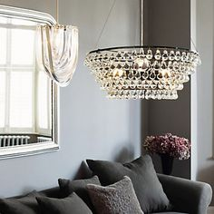 Buy Home Accessories > Lighting > Solid Glass Orb Ceiling Light from The White Company
