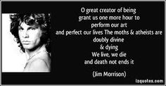 jim morrison quotes - Google Search