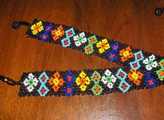 Romanian Peasant Beaded Necklace - Maramures area Friendship Bracelets, Beaded Necklace, Belt, Accessories, Image, Jewelry, Style, Belts, Swag