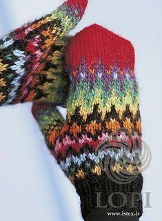 Ravelry: Handtak Mittens pattern by Védís Jónsdóttir Mittens Pattern, Knit Mittens, Knitting Socks, Knit Socks, Handicraft, Ravelry, Needlework, Knit Crochet, Diy And Crafts
