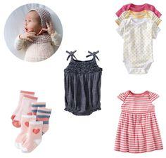 mint baby essentials