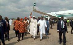 A2satBlog: Forget the threats: Buhari Smiles 'At IPOB' As He ...