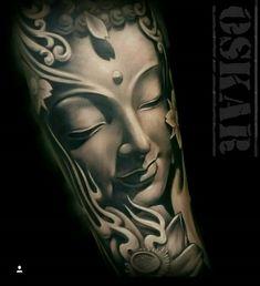Tattoo buda
