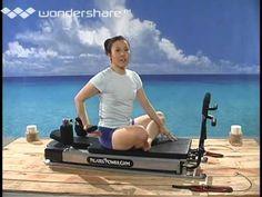 Pilates Power Gym Workout - YouTube