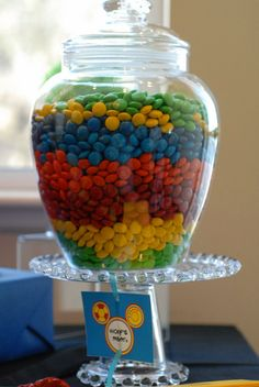 """Photo 23 of 23: Mickey Mouse Clubhouse / Birthday """"Mickey Mouse Clubhouse Candy Buffet"""" 