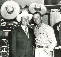 Madison Square Garden rodeo star | Roy Rogers drives the official 1954 Dodge Royal, the Indy 500 Pace Car ...