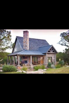 Mountain home Mountain Cabin Kitchen Designs Rustic Cabin Concepts Small Rustic Cabin Plans Mountain Casas Country, Rustic Exterior, Exterior Design, Log Cabin Exterior, Stone Exterior, Exterior Siding, Log Cabin Designs, Haus Am See, Log Cabin Homes