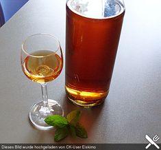 Pfefferminzlikör Alcoholic Drinks, Cocktails, Pint Glass, Flute, Champagne, Beer, Wine, Tableware, Food