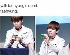 Image result for kim taehyung's dumb expressions